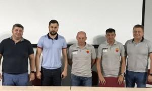 Металург призначив нового тренера