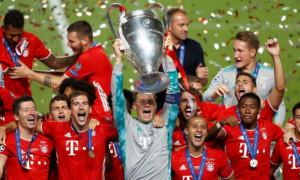 Баварія встановила рекордну серію перемог у Лізі чемпіонів
