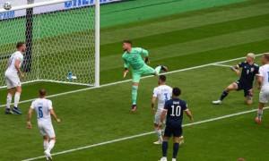 Чехія з дублем Шика обіграла Шотландію на Євро-2020