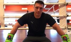 Український боксер підтримав Соловей