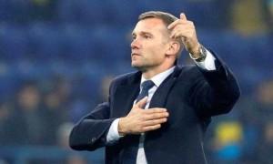 Левченко: Лише питання часу, коли Шевченко покине збірну