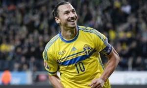 Ібрагімович отримав виклик у збірну Швеції