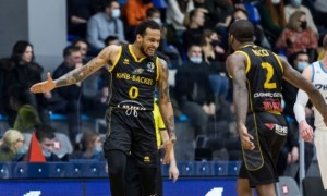 Два американські баскетболісти залишили Київ-Баскет