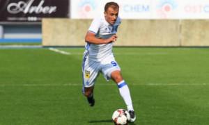 Динамо дозаявило Вантуха і Алібекова на УПЛ