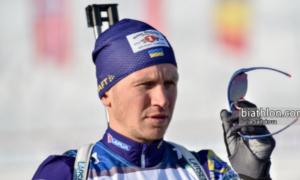 Семенов виграв коротку індивідуальну гонку на Кубку IBU