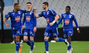 Марсель - Страсбург 1:1. Огляд матчу