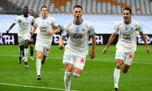 Марсель у більшості не переграв Ліон у 27 турі Ліги 1