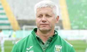 Чижевський: Для футболіста немає нічого краще, ніж грати матчі