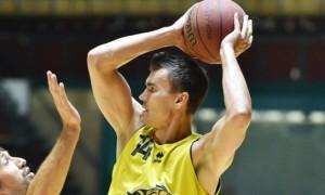 Київ-Баскет здобув другу перемогу на зборах у Латвії