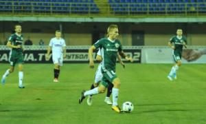 Ворскла здолала Колос у 1/8 фіналу Кубка України