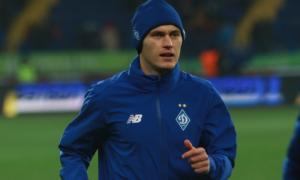 Буяльського видалили через п'ять хвилин після початку матчу з Дніпро-1