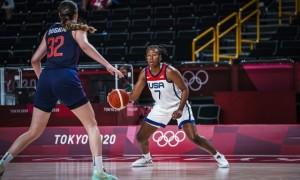 Прометей підписав олімпійську чемпіонку