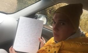 Сидорчук написав листа полоненим морякам від імені Динамо. ФОТО