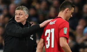 Манчестер Юнайтед продовжить контракт з Матичем