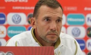 Шевченко терміново викликає у збірну України двох гравців