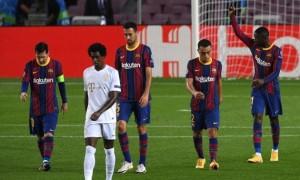 Барселона - Ференцварош 5:1. Огляд матчу