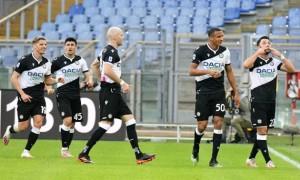 Лаціо сенсаційно програв Удінезе у 9 турі Серії А