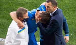 Динамо отримає компенсацію від УЄФА за травму Бєсєдіна на Євро-2020