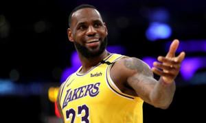 Леброн набрав 34 тис очок у НБА