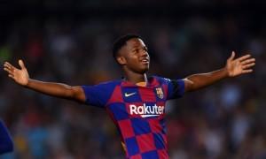 Барселона хоче продовжити контракт з Фаті до 2026-го року