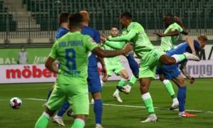 Вольфсбург – Десна 2:0. Відео голів