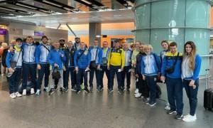 Українські боксери відправились на олімпійський турнір