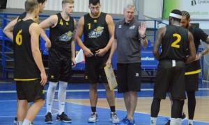 Київ-Баскет переміг Одесу у контрольному матчі