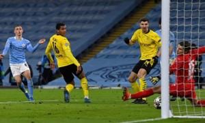 Манчестер Сіті - Боруссія Д 2:1. Огляд матчу