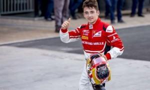 Молодий Леклер виграв кваліфікацію в Бахрейні