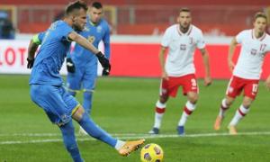 Дем'яненко оцінив гру збірної України