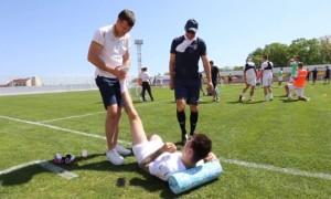У збірній України - неймовірна атмосфера - Шевченко особисто допомагає футболістам відновлюватися