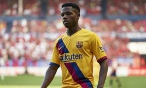 16-річний нападник Барселони може зіграти на Євро-2020