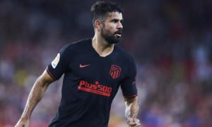 Коста хоче в січні покинути Атлетіко