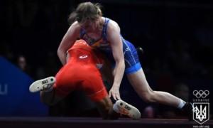 Хавалджи завоювала срібло Європейських ігор