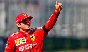 Леклер виграв кваліфікацію на Гран-прі Сингапуру