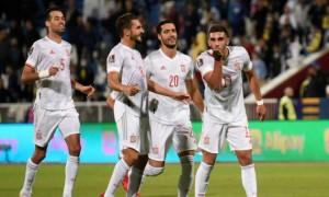 Косово - Іспанія 0:2. Огляд матчу