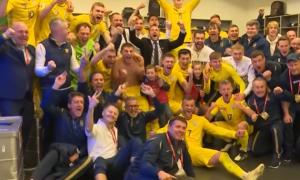 Україна піднялася на 3 позиції у рейтингу ФІФА