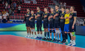 Збірна України програла Сербії на чемпіонаті Європи
