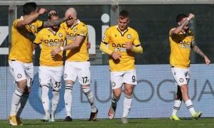 Спеція вдома програла Удінезе у 20 турі Серії А