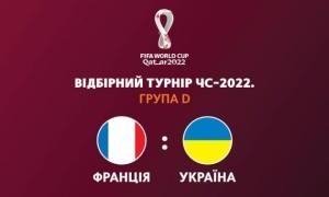 Стала відома заявка збірної України на матч з Францією