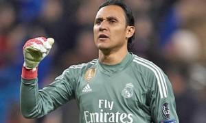 Конкурент Луніна готовий покинути Реал