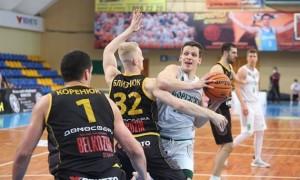 БК Запоріжжя переміг Київ-Баскет у чвертьфіналі Кубку України