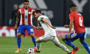 Аргентина – Парагвай 1:1. Огляд матчу