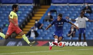 Челсі - Манчестер Сіті 2:1. Огляд матчу