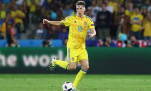 Сидорчук - найкращий гравець України в матчі проти Іспанії за версією WhoScored