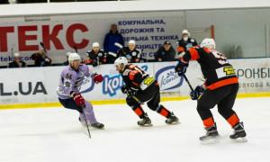 Кременчук знищив Крижаних Вовків у регулярному чемпіонаті
