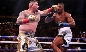 Руїс погодився провести реванш з Джошуа у Великій Британії