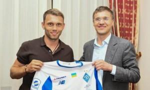 Караваєв назвав цілі у Динамо