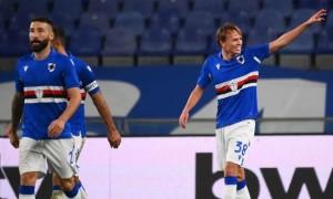 Сампдорія - Лаціо 3:0. Огляд матчу