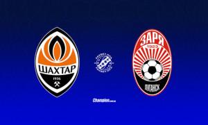 Шахтар - Зоря: онлайн-трансляція матчу 16 туру УПЛ. LIVE